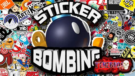 Bomb wallpapers for 4k, 1080p hd and 720p hd resolutions and are best suited for desktops, android phones, tablets, ps4 wallpapers. Sticker Bomb Wallpaper HD (63+ images)
