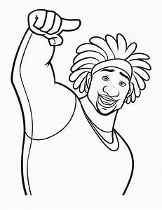 huge coloring pages - big hero 6 bamax 20 free colouring pages