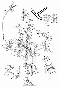 Ayp  Electrolux Ag22h42sta  2004  Parts Diagram For Mower Deck