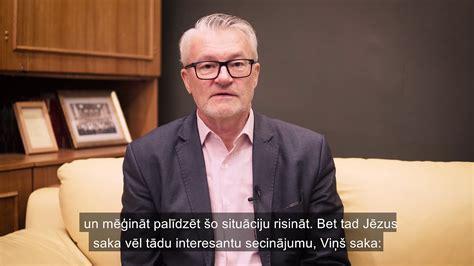 Redzēt ar prātu - Ainars Baštiks | 28.04.2020 - YouTube