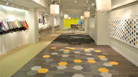 Mannington Commercial Tile Flooring by Interior Surface Enterprises Business Commercial