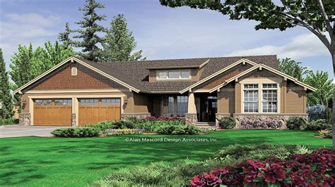 craftsman style house plans  ranch homes vintage craftsman house plans unique craftsman
