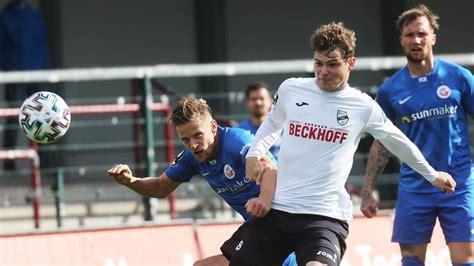 Die tabelle mit allen vereinen. 3. Liga im Liveticker: Hansa Rostock - SC Verl 3:2 - Sportbuzzer.de