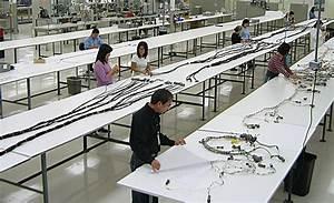 Standard Aircraft Wire Harness Installation