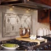 Creative Kitchen Backsplash Tile Design Marble Tile Backsplash Neutrals Kitchen Decor OLPOS Design Classic Kitchen Backsplash Design Ideas Beautiful Homes Design Kitchen Tile Backsplash Ideas Kitchen Remodel Styles Designs