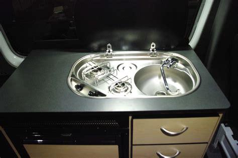 sink and stove combo sink stove combo van specialties