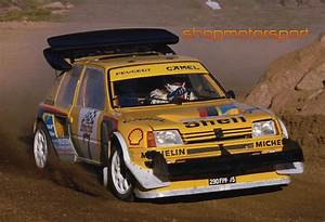 Pikes Peak Vatanen : peugeot 205 t16 pikes peak superslot 3641 juha kankkunen ~ Medecine-chirurgie-esthetiques.com Avis de Voitures