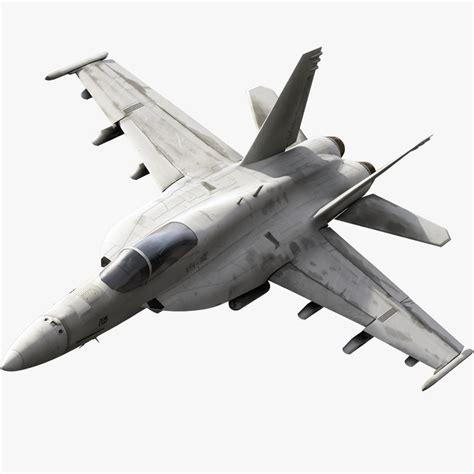 F A 18 Super Hornet 3d Max
