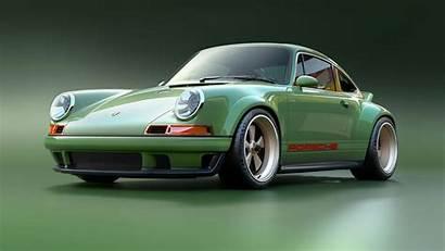 911 Porsche Singer Williams Engine Hp