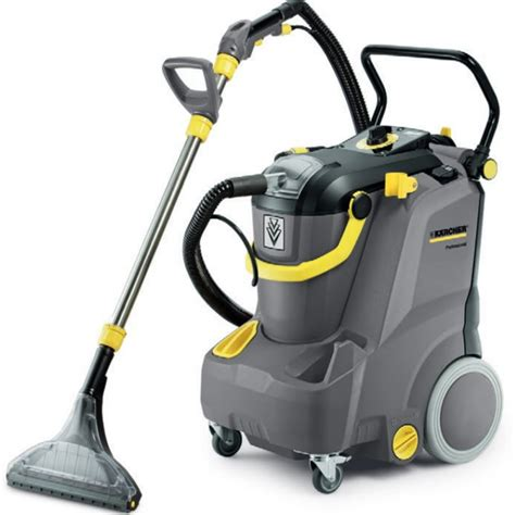 upholstery steam cleaner puzzi 30 4 spray extraction carpet upholstery cleaner