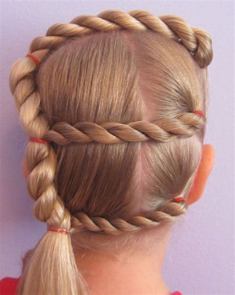 Cool Hairstyles With Braids by Cool Unique Braid Designs Simple Best