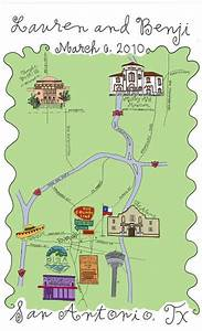 wedding details map invitations With wedding invitation map maker free