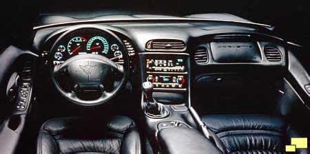 how does cars work 1997 chevrolet corvette instrument cluster 1997 corvette c5 styling and interior renderings