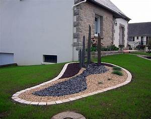 Jardin Paysager Exemple : jardins mineraux paysagiste bordeaux ~ Melissatoandfro.com Idées de Décoration
