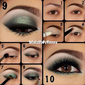 Simple And Easy Eye Makeup Tips For Fashion Girls ...