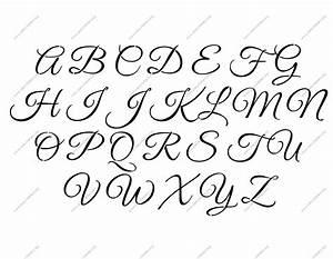 elegant calligraphy number stencils 0 to 9 stencil With elegant letter stencils