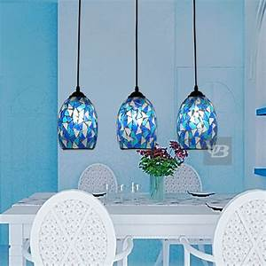 Blue Pendant Light For A Chic And Cozy Dining Room Traba