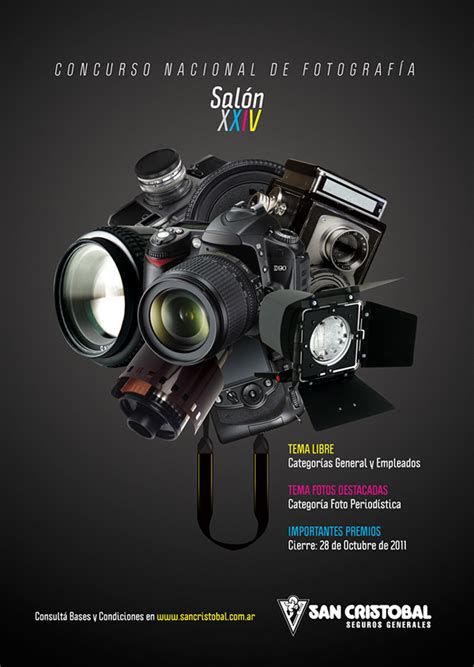 Photo Contest Poster  Salón Xxiv On Pantone Canvas Gallery