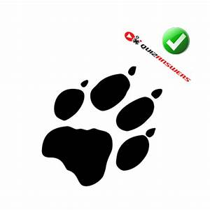 Pin Bear Paw Logo on Pinterest