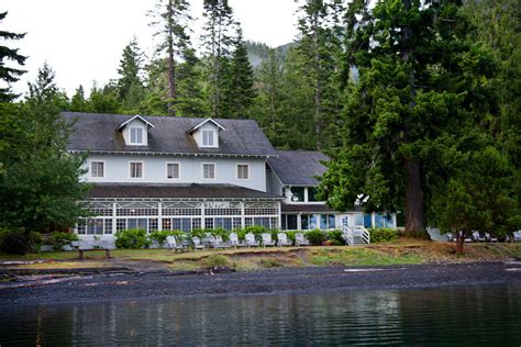 Lake Crescent Lodge Extends Season as Olympic National ...
