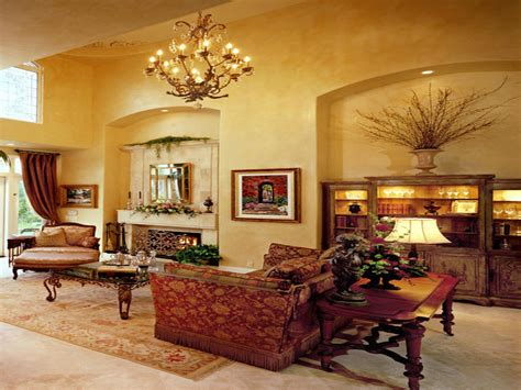 Tuscan Style Furniture Living Rooms [peenmedia]