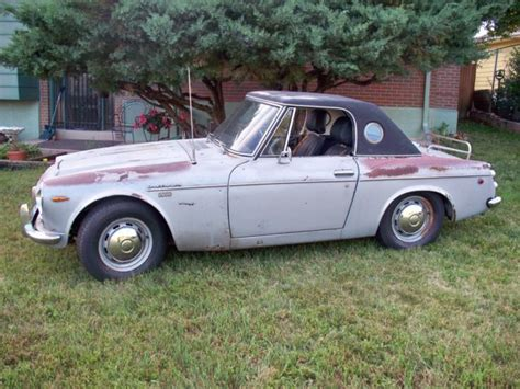 1969 Datsun Roadster For Sale by 1969 Datsun Roadster 2000 Classic Datsun Other 1969 For Sale