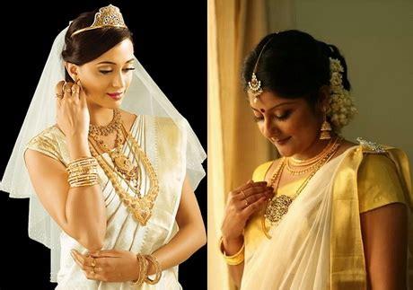 kerala bridal hairstyle