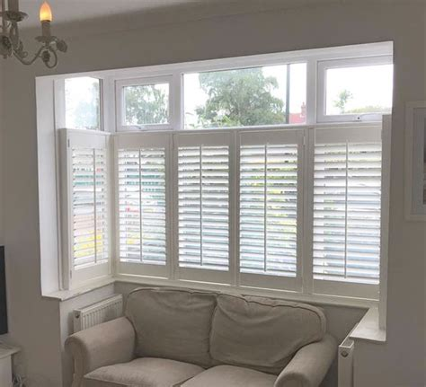 cafe style shutters  blinds shutters