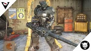 Fallout 4 Mods Midwestern Power Armor QuotNOTICE ME MxR
