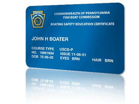 Florida Boating License Free by Get Your Pennsylvania Boating License Boaterexam 174
