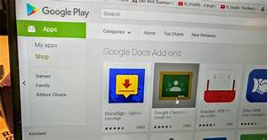 google docs add ons are coming to android digital trends With google docs add ons android