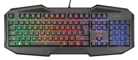 tastiera illuminata trust gxt 830 rw avonn tastiera gaming illuminata nero