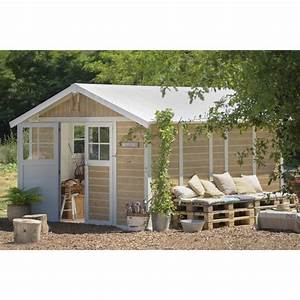 abri de jardin resine grosfillex 1505 m2 ep 26 mm With abri de jardin resine grosfillex