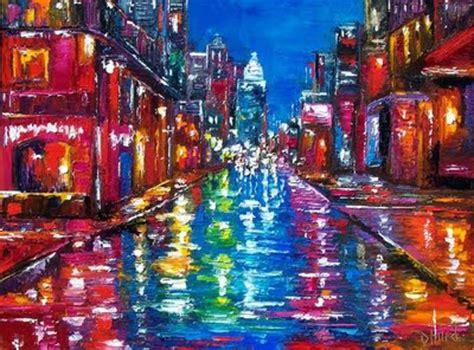 debra hurd original paintings  jazz art  orleans
