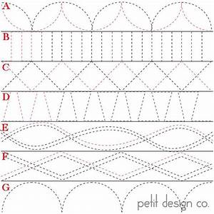 free motion quilting borders wwwpixsharkcom images With quilting templates for borders