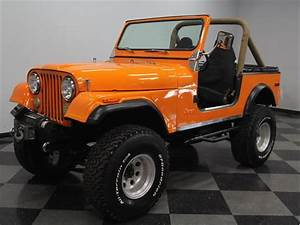 Classic Jeep Cj7 For Sale On Classiccars Com