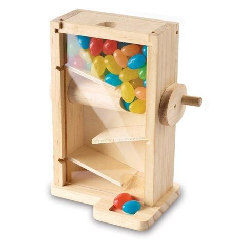 candy maze woodworking kit  fun project  work
