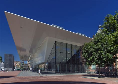 stedelijk museum in amsterdam officially opened by beatrix on september 22 freshome