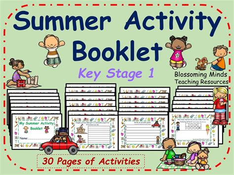 Top summer holiday activities for primary | Tes
