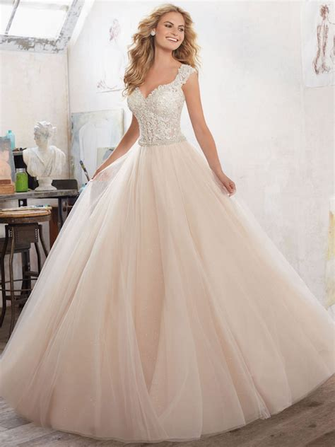 princess wedding dresses belle would definitely wear