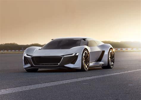 Audi Tron Marks First Pebble Beach Debut