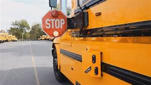 The Campus Chronicle : School Bus Stop-Arm Camera's