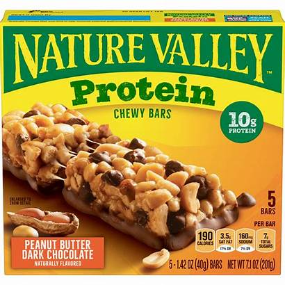 Protein Valley Nature Bars Chocolate Peanut Chewy