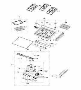 Samsung Gas Range Model Nx58h5600ss Manual