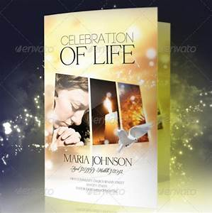 30 funeral program brochure templates free word psd pdf excel indesign format download With free celebration of life program template