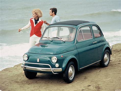 de fiat 500 1957