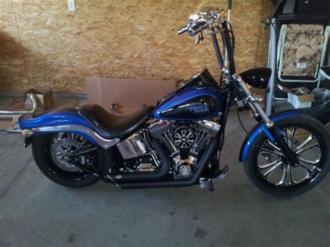 Softail Custom Pictures