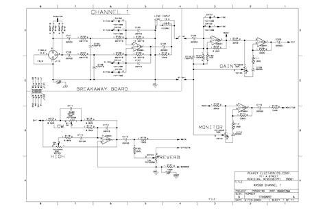Peavey Speaker Wiring Diagram by Peavey Xr 600c Wiring Diagram