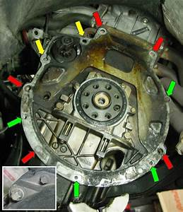 Transmission Removal Question