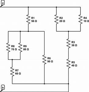 Resistance - Series - Parallel Resistor Calculations